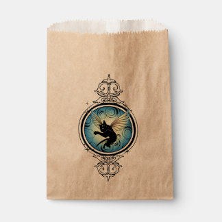 Cosmic Cat Moon and Stars Favour Bags