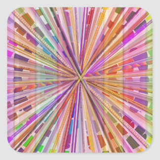 COSMIC Chakra : Healing Energy Stickers