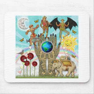 Cosmic Circus Mousepad