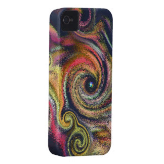 Cosmic Color Swirls iPhone4 Case-Mate Case-Mate iPhone 4 Case