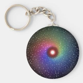 Cosmic Colors Key Chain