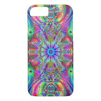 Cosmic Creatrip - Psychedelic trippy design iPhone 8/7 Case