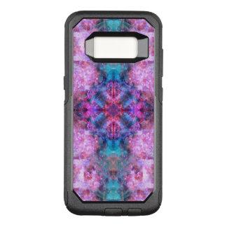 Cosmic Cross Mandala OtterBox Commuter Samsung Galaxy S8 Case