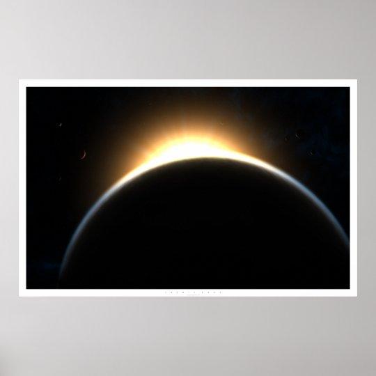 Cosmic Dawn Poster