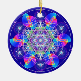 Cosmic Dream Guides Christmas Ornament