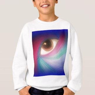 Cosmic Eye Design Sweatshirt