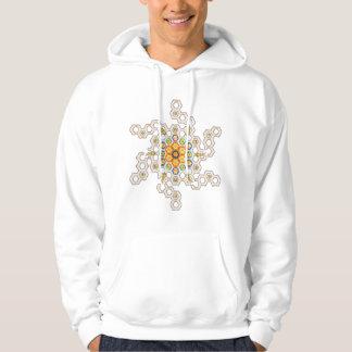 Cosmic Flower 2 Hoodie