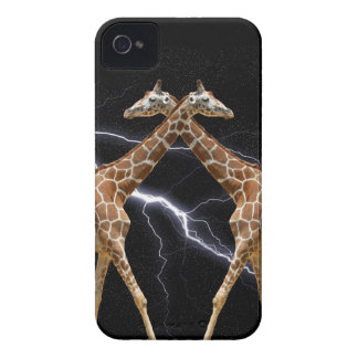 COSMIC GIRAFFES 2 iPhone 4 COVER