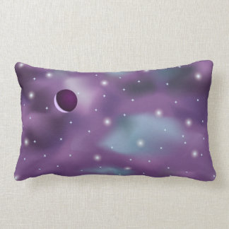 Cosmic harmony lumbar cushion