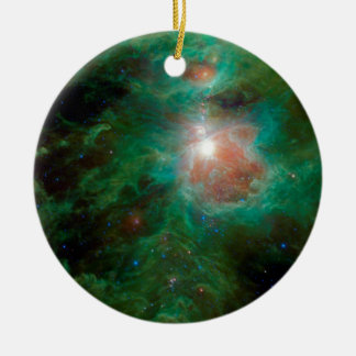 Cosmic Hearth Christmas Ornament