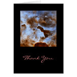 Cosmic Ice Greeting Card