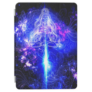 Cosmic Iridescent Koi iPad Air Cover