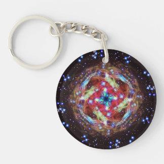 Cosmic Acrylic Key Chains