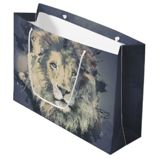 COSMIC LION KING | Custom Gift Bag