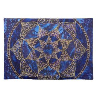 Cosmic Lotus Placemat