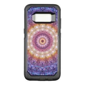 Cosmic Mandala OtterBox Commuter Samsung Galaxy S8 Case