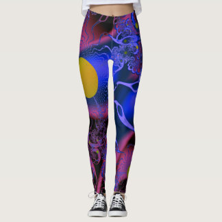 Cosmic MashUp Leggings