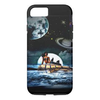 Cosmic Mermaid iPhone 7 Case