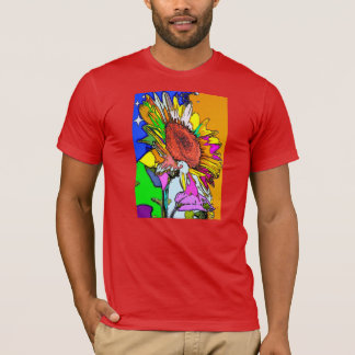 Cosmic Moonflower T-Shirt
