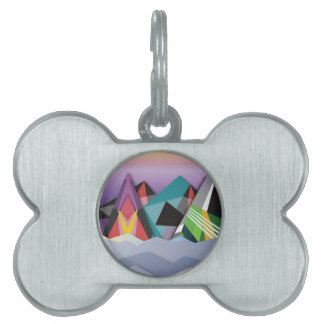Cosmic Mountains.jpg Pet Tag