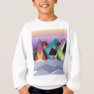 Cosmic Mountains.jpg Sweatshirt