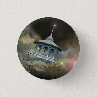 Cosmic Music. 3 Cm Round Badge