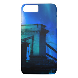 Cosmic Night in Budapest iPhone 7 Plus Case