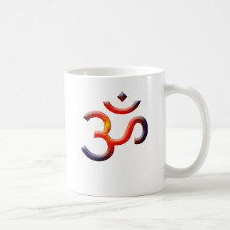Cosmic OM Basic White Mug
