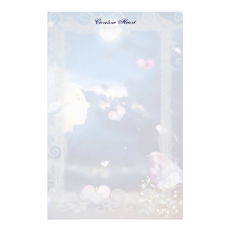 Cosmic Peace Keeper! Personalised Stationery