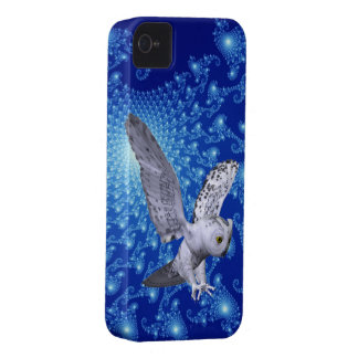 Cosmic Pictures And Owl 3D Look iPhone 4 Covers