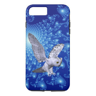 Cosmic Pictures And Owl 3D Look iPhone 8 Plus/7 Plus Case