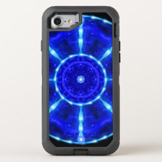 Cosmic Pool Mandala OtterBox Defender iPhone 7 Case