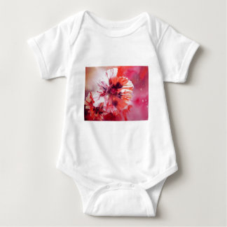 Cosmic Poppies Baby Bodysuit