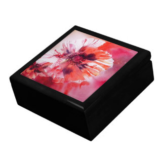 Cosmic Poppies Gift Box Jewelry Boxes