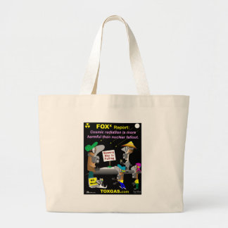Cosmic Radiation Tote Bags