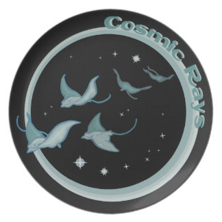 Cosmic Rays Plate