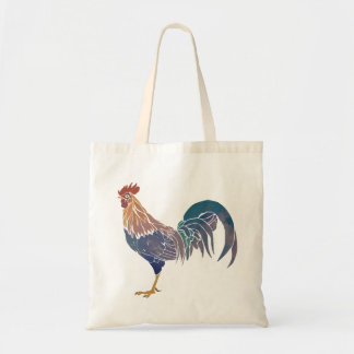 Cosmic Rooster Tote