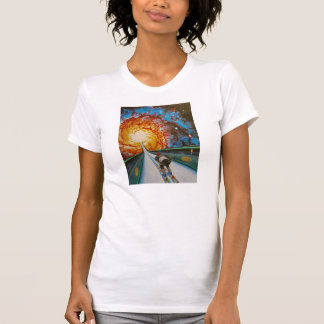 Cosmic Ski Jumper T-Shirt