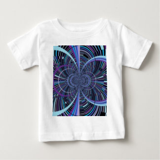 Cosmic Spider Design Baby T-Shirt