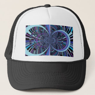 Cosmic Spider Design Trucker Hat