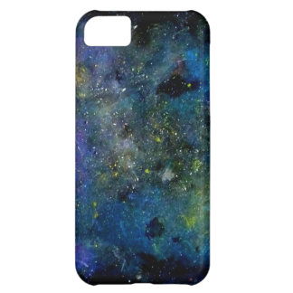 Cosmic starry sky - orion or milky way cosmos iPhone 5C case