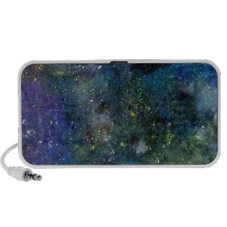 Cosmic starry sky - orion or milky way cosmos travel speaker