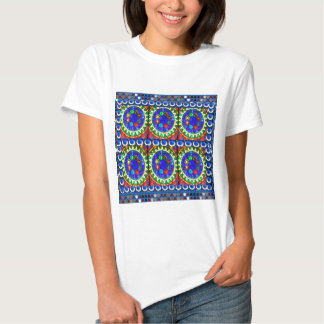 Cosmic Stars Blue Heaven Haven style design gifts T-shirts