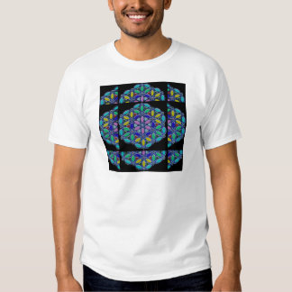 Cosmic Stars Blue Heaven Haven style design gifts Tees