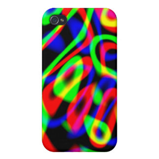 Cosmic Strings 4 4S Cover For iPhone 4