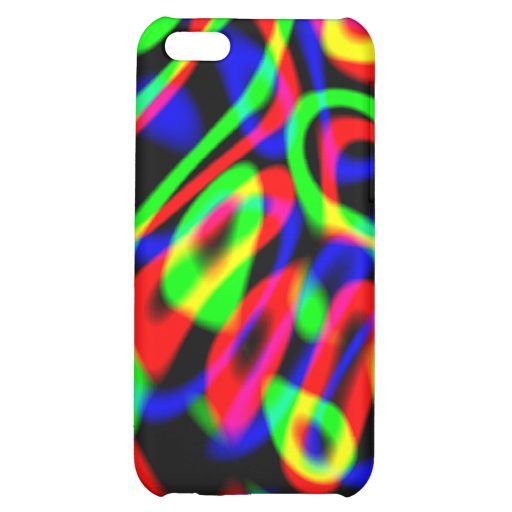 Cosmic Strings 4 4S  iPhone 5C Cover