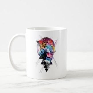 Cosmic Tiger Coffee Mug