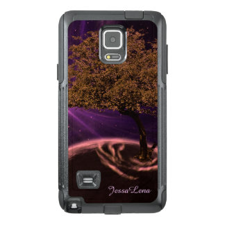 Cosmic Tree of Life OtterBox Samsung Note 4 Case
