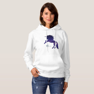 Cosmic Unicorn Hooded Sweatshirt