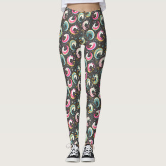 "Cosmic Unicorns ""Dream, Believe..."" Leggings"